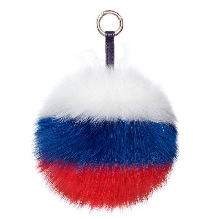2018 FIFA world Cup: new FUR collection by EKATERINA